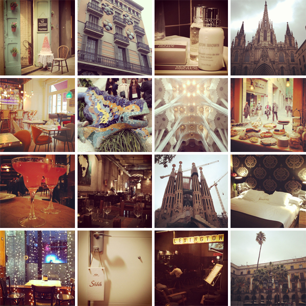 Barcelona_Collage