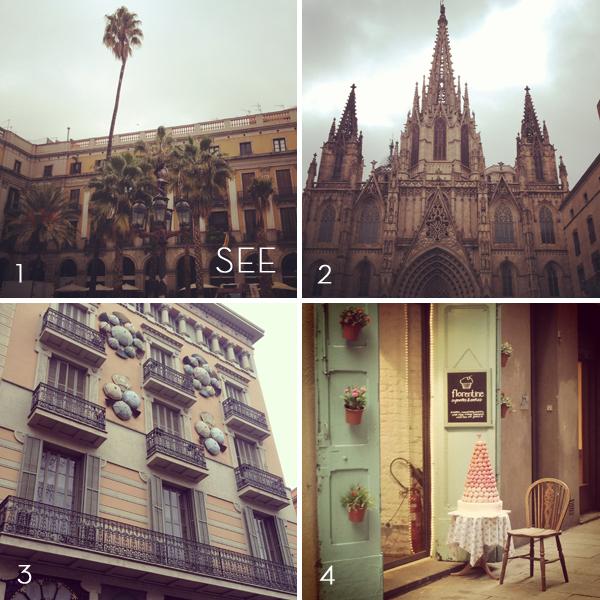 See Barcelona