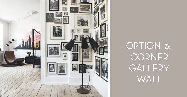 Option3_Corner Gallery Wall
